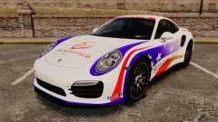 Porsche 911 Turbo 2014 [EPM] America