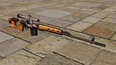 Fusil de précision Dragunov de S.T.A.L.K.E.R.