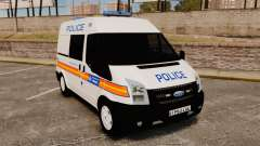 Ford Transit 2013 Police [ELS] pour GTA 4