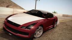 Elegy RH8 from GTA V
