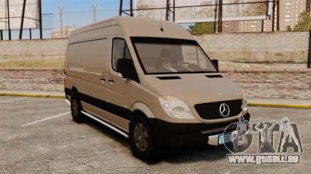 Mercedes-Benz Sprinter 2500 2011 v1.4 für GTA 4