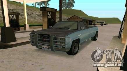 Bobcat XL von GTA 5 für GTA San Andreas