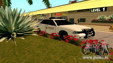 GTA V Sheriff Cruiser pour GTA San Andreas