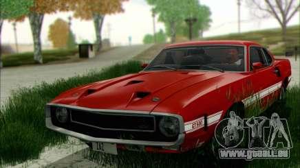 Shelby GT500 428 Cobra Jet 1969 v1.1 für GTA San Andreas