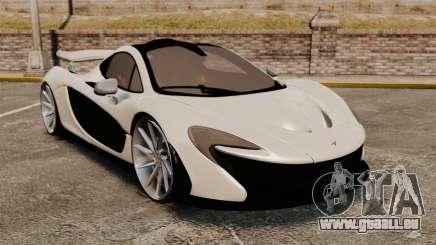 McLaren P1 2014 für GTA 4