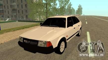 Moskvich 2141 für GTA San Andreas