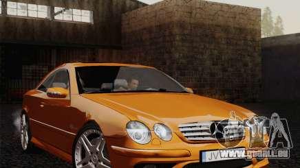 Mercedes-Benz CL65 pour GTA San Andreas