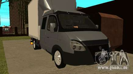 33023 Gazelle Business für GTA San Andreas