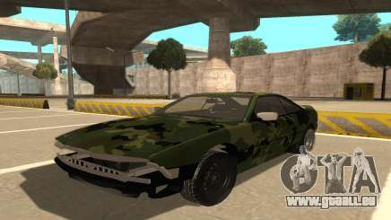 BMW 850CSi 1996 Military Version für GTA San Andreas