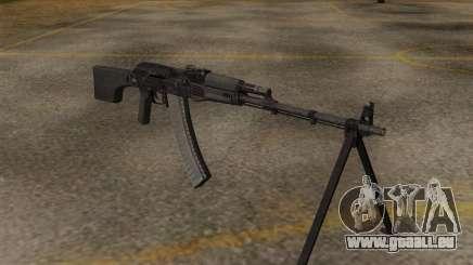 Die RPK-74 m für GTA San Andreas