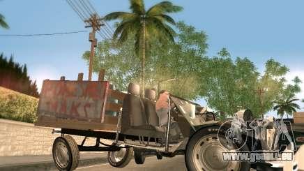 Citroen 2CV (Diana) pour GTA San Andreas