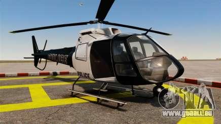 GTA V Police Maverick für GTA 4