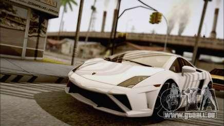 Lamborghini Gallardo LP560-4 2013 für GTA San Andreas