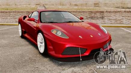 Ferrari F430 Scuderia 2007 pour GTA 4