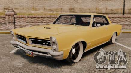 Pontiac GTO 1965 für GTA 4