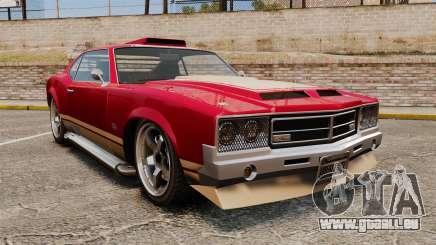 Sabre RS pour GTA 4