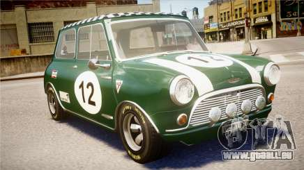 Austin Mini Cooper S für GTA 4