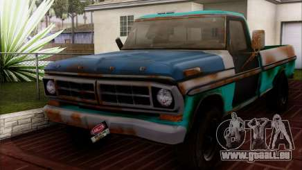 Ford F-150 Old Crate Edition pour GTA San Andreas
