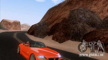 BMW Z4 Edit für GTA San Andreas