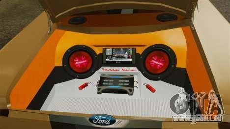 Ford Forty Nine Concept 2001 für GTA 4 Seitenansicht