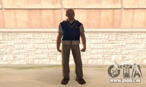Jimmy Hopkins pour GTA San Andreas