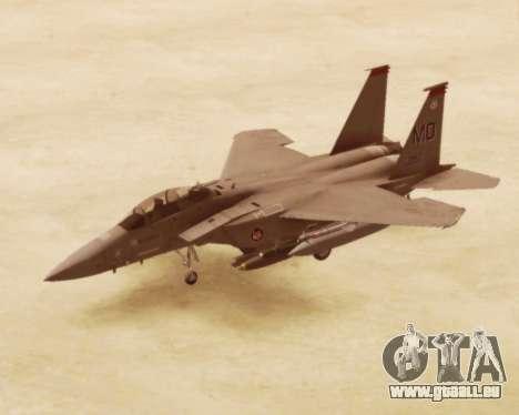 F-15E Strike Eagle für GTA San Andreas