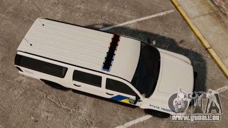 GTA V Declasse Police Ranger LCPD [ELS] pour GTA 4 est un droit