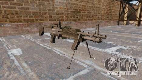 Allzweck-Maschinengewehr M60E4 für GTA 4