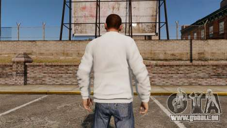 Pullover-ich liebe New York für GTA 4 Sekunden Bildschirm
