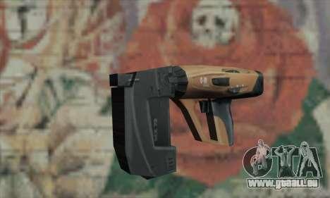 Manhunt Nailgun für GTA San Andreas