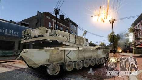 Skript-Tank V-Style für GTA 4 weiter Screenshot