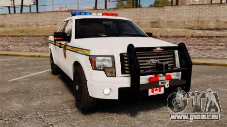 Ford F-150 2012 CEPS [ELS] pour GTA 4