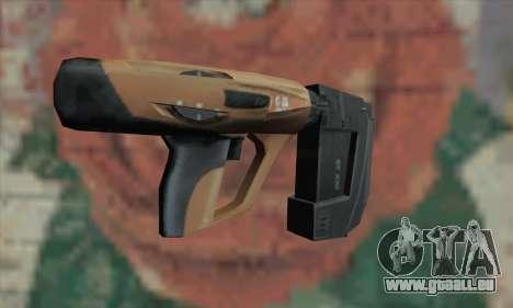 Manhunt Nailgun pour GTA San Andreas deuxième écran