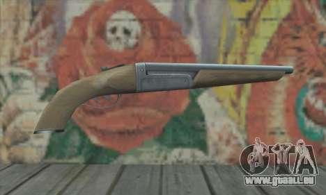 Bluten von den Saints Row 2 für GTA San Andreas zweiten Screenshot