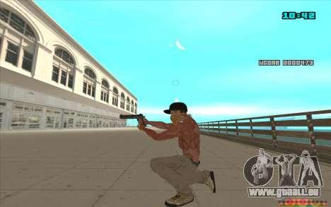 REL-REQ Grego pour GTA San Andreas quatrième écran