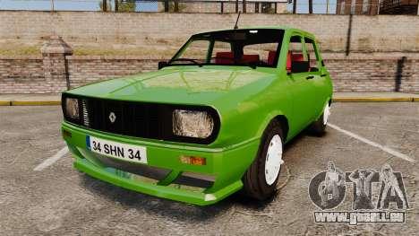 Renault 12 Toros 2 pour GTA 4
