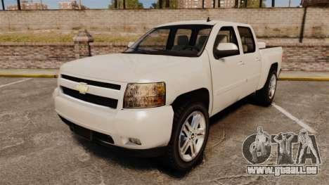 Chevrolet Silverado 1500 2010 pour GTA 4