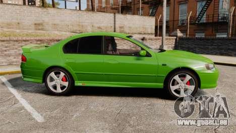 Ford Falcon XR8 für GTA 4 linke Ansicht