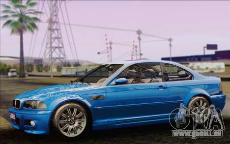 BMW M3 E46 2005 pour GTA San Andreas
