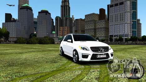 Mercedes-Benz ML63 AMG pour GTA 4