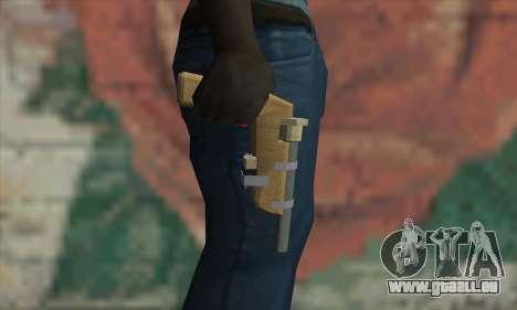 Hausgemachte Waffe für GTA San Andreas dritten Screenshot