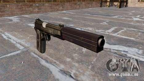 Pistolet Colt 45 Kimber pour GTA 4