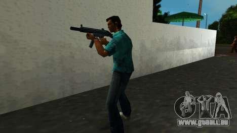 MP5SD GTA Vice City pour la troisième écran