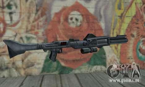 Fusil de Star Wars pour GTA San Andreas deuxième écran