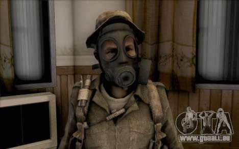 Captain Preis (Maske) für GTA San Andreas