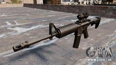 Automatische Carbine M4A1 für GTA 4