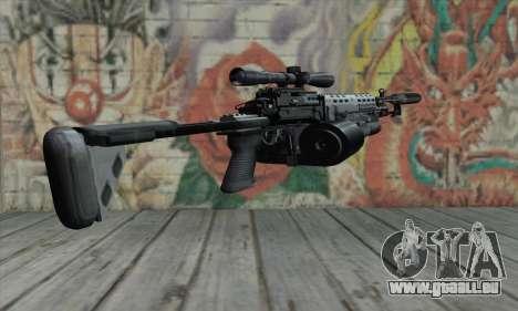 MK14 für GTA San Andreas zweiten Screenshot