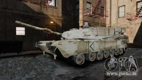 Skript-Tank V-Style für GTA 4 fünften Screenshot