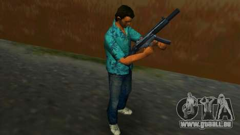 MP5SD für GTA Vice City Screenshot her
