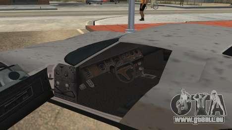 Monroe von GTA 5 für GTA San Andreas linke Ansicht